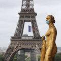 Pariisi saab heal juhul suve lõpus, kui sedagi.