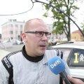 DELFI VIDEO | Võidukas Georg Gross tõusis ralli eel tõvevoodist: olin paar nädalat rivist väljas