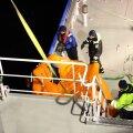 ФОТО С МЕСТА БЕДСТВИЯ | Эстонские спасатели: российский экипаж действовал правильно