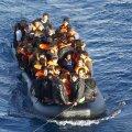 EL palus Hiinal piirata põgenike veoks kasutatavate kummipaatide tootmist ja müüki