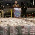 Costa Rical leiti rekordiline kogus - viis tonni - kokaiini, mis oli teel Euroopasse