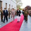 """""""Не во всём мы были успешны"""". Президент Керсти Кальюлайд пообещала Афганистану поддержку"""