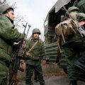 Vaenupooled taandusid Ida-Ukraina kontaktjoonelt