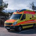 Silberauto бесплатно предоставила PERH машину скорой помощи для больных коронавирусом