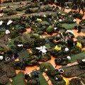 По данным Delfi, в Куперьяновском батальоне — ротавирус, армия молчит