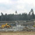 Eesti Energia kaevandas loata hiigelkoguse turvast