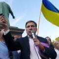 Саакашвили заявил о предложении Зеленского стать вице-премьером