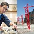 Японский шеф-повар Хидэ Хираката уходит из популярного таллиннского ресторана, который он основал