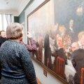 FOTOD: Renoveeritud Kadrioru kunstimuuseum avati Repini näitusega