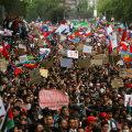 Tšiilis tuli tänavatele ebavõrdsuse vastu meelt avaldamata ligi miljon inimest