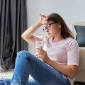 Menopausi eelne aeg võib tekitada samuti kuumasööste.