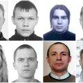 Leedu politsei otsib praegusel hetkel kõiki neid inimesi taga.