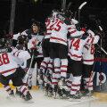 Kanada kukutas veerandfinaalis Venemaa.