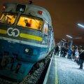 Tallinna–Peterburi rongi sõiduaeg lüheneb 15 minutit