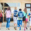 Teismelise ema uuest kooliaastast: minu kõiges suurem hirm on ikkagi nakkuse koju toomine koolist