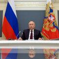 """Putin: Zelenskõi peab Donbassi probleeme arutama """"rahvavabariikidega"""", mitte kolmandate riikidega, nagu Venemaa"""