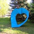 В Тарту открылась первая инсталляция, посвященная юбилейному году Эстонской песни и танца