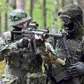 Sõjalis-sportlikuks airsoft-mängulahinguks valmistub meeskond HedgeHogs.