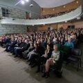 Vikerkaare 55. sünnipäeva tähistamine Salme kultuurikeskuses