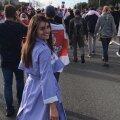 Valgevenelanna Delfile: Kremlile on kasulik, et Lukašenkale ei jää mingit väljapääsuteed ja ta allkirjastab kõik, mis nad ütlevad