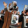 Iraagi šiiidid protestimas Nimr al-Nimri hukkamise vastu