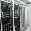 Selline näeb välja Eesti Rahvusraamatukogu serveriruum, kus hoiustatakse üht osa digiteeritud kultuuripärandist.