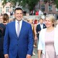 VIDEO | Üle pika aja taas presidendi vastuvõttu väisanud Jüri Ratas avalikustas, miks ta seekord otsustas kutse vastu võtta