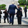 """Põhja-Korea meedia ülistas Trumpi """"hämmastavat"""" visiiti"""
