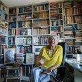 Ivi Eenmaale meeldib olla raamatute keskel, ikkagi elukutselt raamatukoguhoidja.