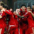Müncheni Bayern alistas korduskohtumises 7 : 0 Baseli ja jõudis veerandfinaali.