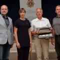 Лучшей в сфере спасательной деятельности среди добровольцев была признана добровольная команда Кадрина