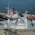 Ukraina väitel on Venemaa tagastatud laevadelt palju varustust ära varastanud kuni WC-potini