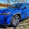 Garaažist välja: Lexuse esimene elektriauto UX 300e – mugavus esikohal