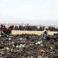 Etioopia lennuõnnetuspaik