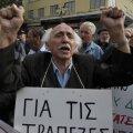 Kreeka majandusprofessor: kreeklaste palgad peavad langema