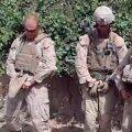 Talibani võitleja laiba peale urineerinud USA merejalaväelasel alandati auastet