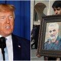 USA president Donald Trumpi käsul korraldati Bagdadis raketirünnak, milles hukkus Iraani mõjukas kindral Qassem Soleimani.