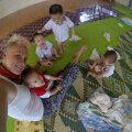 Thien Binh lastekodus Vietnamis.