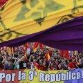 Hispaania vabariiklased nõudsid kuninga troonist loobumist