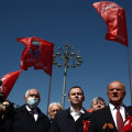 КПРФ подала заявки на проведение массовых акций в Москве. Согласовать их власти Москвы отказались