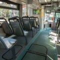 Autovabal nädalal saavad juhiloa omanikud Tallinnas tasuta ühistransporti kasutada
