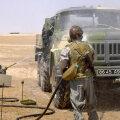 Ukraina sõdurid Iraagis 2003. a., koostöös poolakatega.