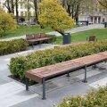 Таллинн готовится взыскать с партнера расходы по замене скамеек в парке Таммсааре
