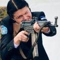 ФОТО читателя Delfi: Военные захватили внимание жителей Табасалу
