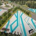 ВИДЕО | В марте начнется строительство ласнамяэского парка Тондираба