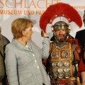 Merkel Rooma leegionäriga