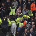 Üht pealtvaatajat tabas Newcastle Unitedi staadionil terviserike.