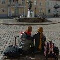 FOTOD: Volbriöö järgne Tartu kiiskas puhtusest