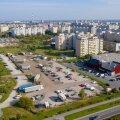 Hooned, objektid Tallinnas,  Lasnamäe sõjaväelennuväli