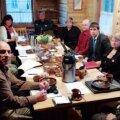 Juhtkomisjoni esimene koosolek Kõue Rahva Majas